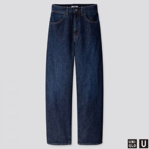Uniqlo Women's Wide Fit Curve Jeans